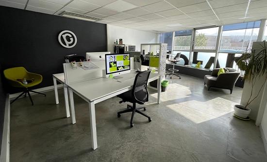 Espace bureau signé HB-office